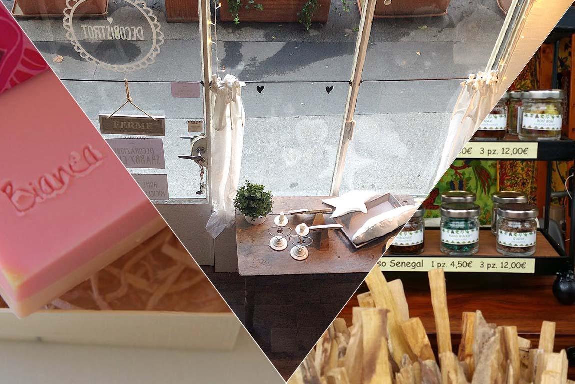 Gli espositori di flora et decora incensi saponi ed for Vendita online oggetti per la casa