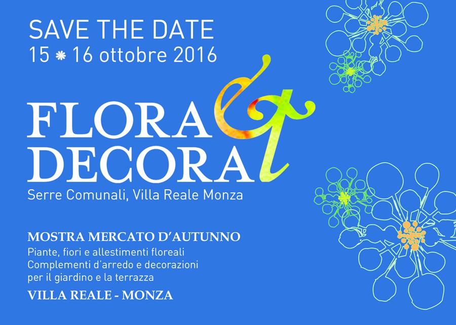 Flora et Decora - ottobre 2016