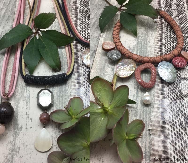 Flora et Decora - green - gioielli