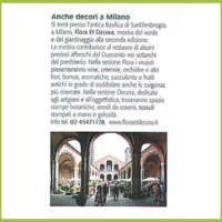 Casa in fiore - Anche decori a Milano