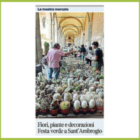 Corriere della Sera - La mostra mercato